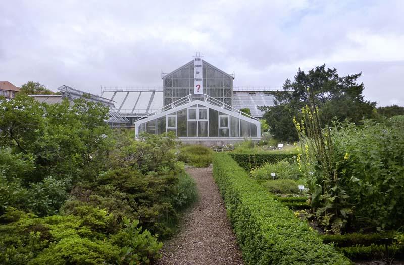 hansestadt greifswald botanischer garten gewchshuser von osten - Uni Greifswald Bewerbung